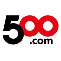 500.com logo
