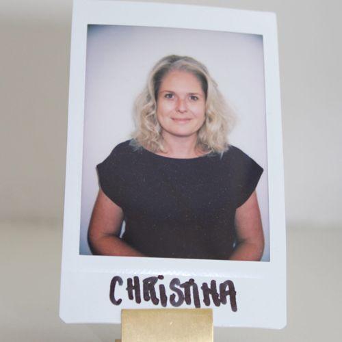 Christina Blicher