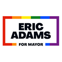 Eric Adams 2021 logo