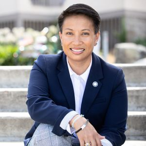 Profile photo of Kim Mitchell, Senior Vice President, Military, Veterans and Government Affairs at National University