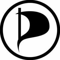 Piraattipuolue logo
