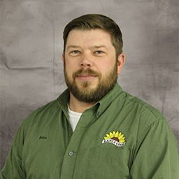 Profile photo of Brice Denton, Eastern Division Agronomy Manager at Kanza Cooperative Association
