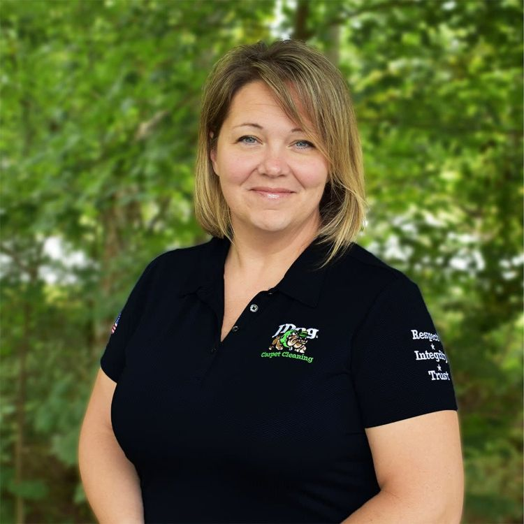 Dana Forester made President and COO of JDog Carpet Cleaning