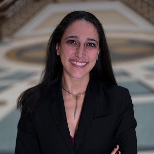 Profile photo of Lynly Egyes, Legal Director at Transgender Law Center