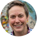 Profile photo of Sheena Tesch, Deputy Director of Northside Programs | Gardens Network Director at Rooted