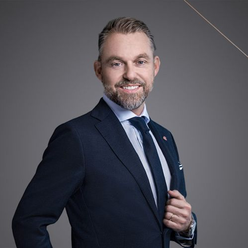 Profile photo of Andreas Schaaf, Chief Customer Officer at Byton