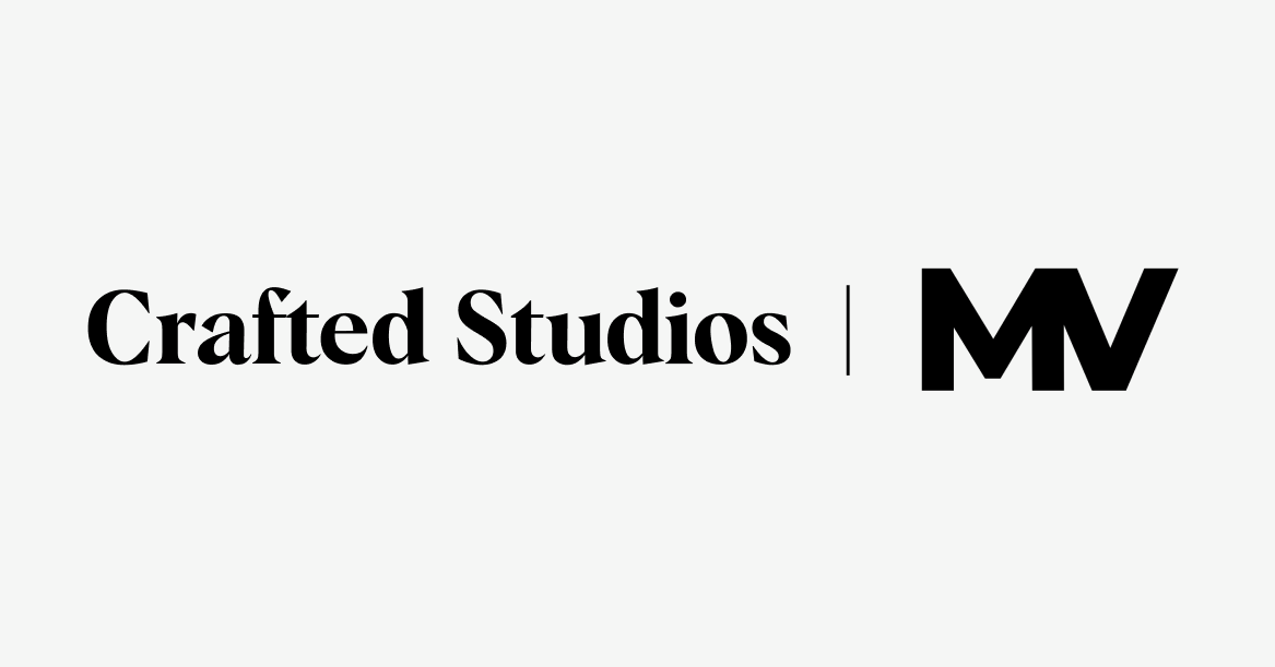 Crafted Studios Partners With Mashman Ventures, Crafted Studios