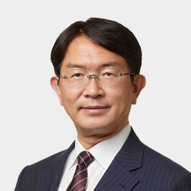 Profile photo of Hajime Shinji, Outside Director at Square Enix