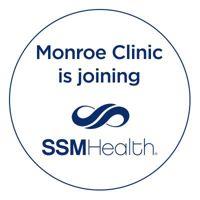 The Monroe Clinic logo
