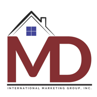 MD INTERNATIONAL MARKETING GROUP... logo