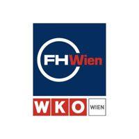 FHWien der WKW logo