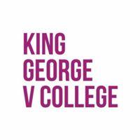 King George V College logo