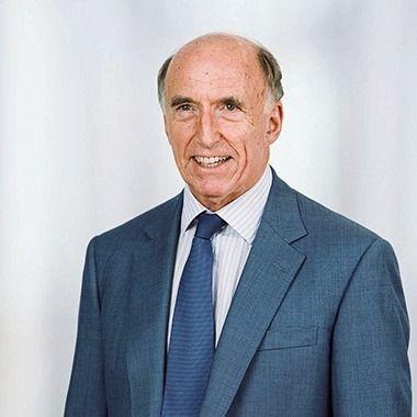 Profile photo of Ian Davis, Chairman at Rolls-Royce