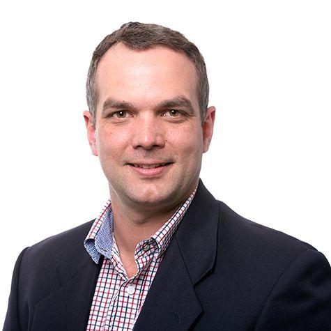 Profile photo of Graeme Johnson, Chief Executive Officer, New Zealand at Fulton Hogan