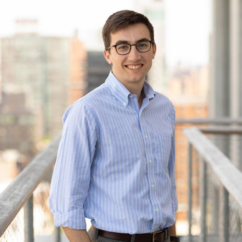 Profile photo of Chris Champa, Senior Associate at Keystone