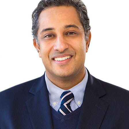 Profile photo of Asit Shah, Department Chief, Orthopedics at Englewood Hospital