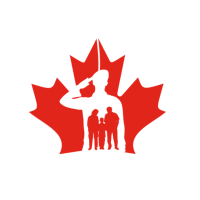 Canadian Forces Morale and Welfare Services logo
