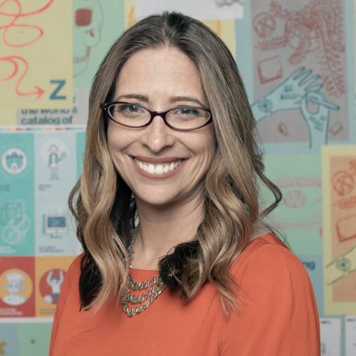 Profile photo of Christine Flores, General Counsel at Pinterest