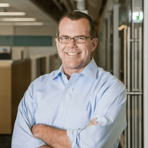Profile photo of Jay Jamison, Chief Product & Technology Officer at QuickBase