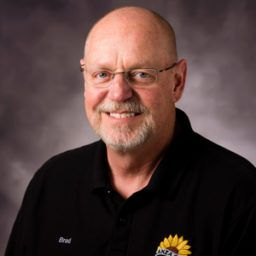 Profile photo of Brad Riley, Chief Financial Officer at Kanza Cooperative Association