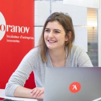 Profile photo of Alice Carle, Community Developer at Agoranov