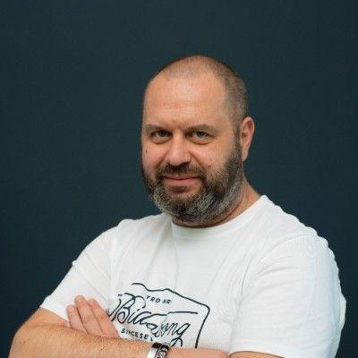Profile photo of Goran Krgović, CTO at Sounder