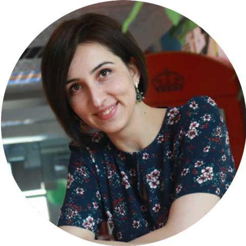 Amy Hakobyan