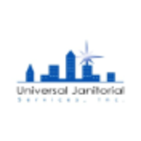 Universal Janitorial Services logo