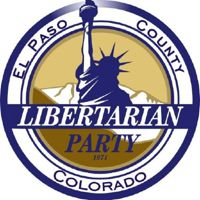 Libertarian Party of El Paso County logo