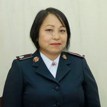Lieut-Colonels Vanlalnungi