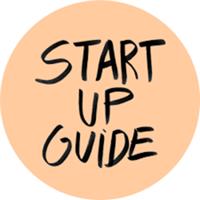 Startup Guide World logo