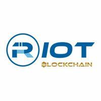 Riot Blockchain logo