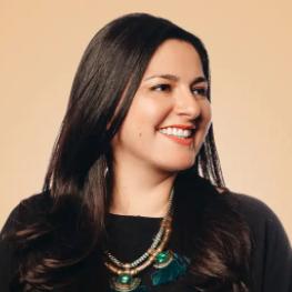 Profile photo of Ximena Ramirez, SVP, Copywriting & Brand Strategy at BerlinRosen