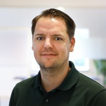 Profile photo of Uffe Jordan, Head of Logistics at Hungry.dk