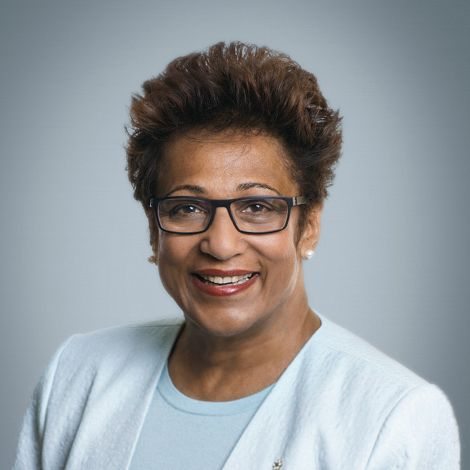 Profile photo of Indira Samarasekera, Director at TC Energy
