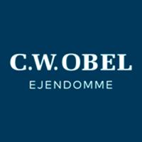 C.W. Obel Ejendomme logo