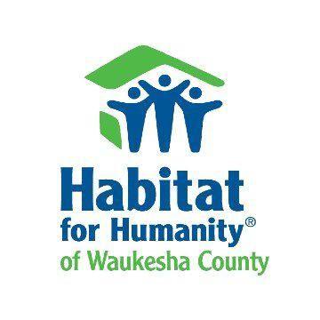 Habitat for Humanity of Waukesha... logo