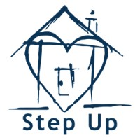 Step Up on Second logo