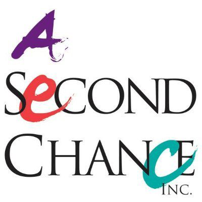 A Second Chance, Inc. logo