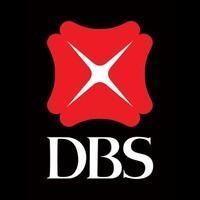 DBS Bank logo