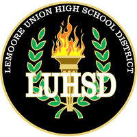 Lemoore Union High School District logo