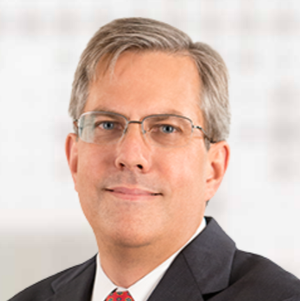 Profile photo of Andy Eichfeld, Executive Vice President, Chief Human Resources and Administrative Officer at Discover Financial