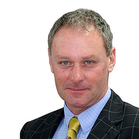 Profile photo of Graeme Causer, Chief Executive Officer, Land at Fulton Hogan