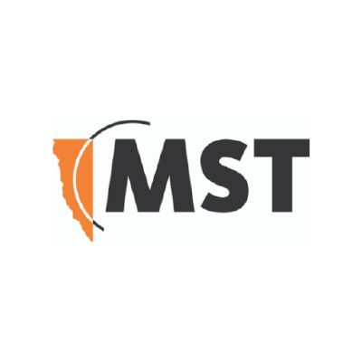 MST Global logo