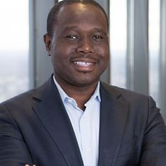 Profile photo of Sam Yamoah, Chief Strategy and Innovation Officer at Cambia Health Solutions