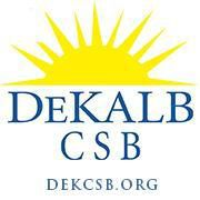 DeKalb Community Service Board logo