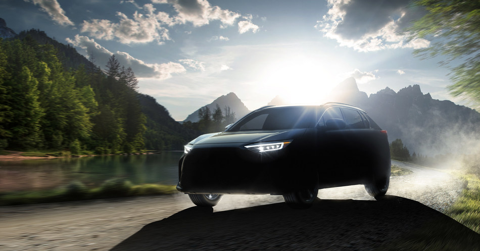 "Subaru Names New All-Electric SUV ""Solterra"", Subaru"