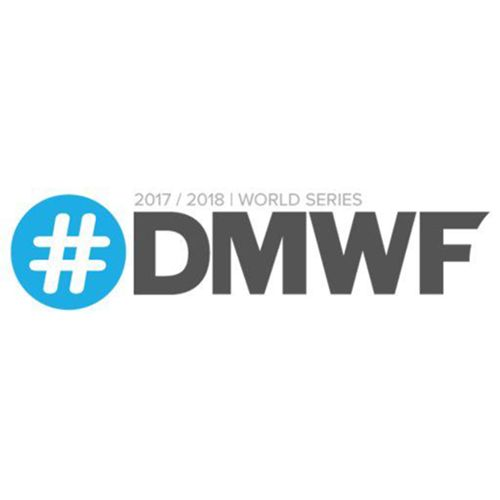 #DMWF Logo