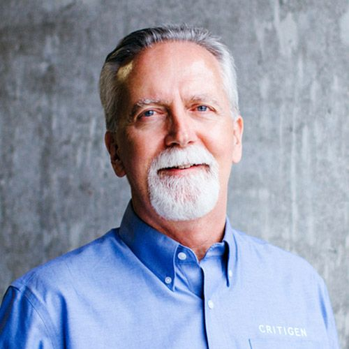 Profile photo of Ed Riegelmann, Chief Geospatial Officer at Critigen