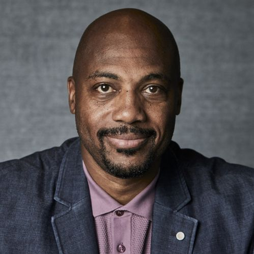 Profile photo of Eric Hutcherson, Executive Vice President & Chief People and Inclusion Officer at Universal Music